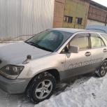 Сдам в аренду Тойота Харриер на газу, Новосибирск