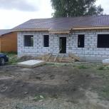 Строительство домов.Кровельные работы, Новосибирск
