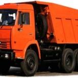 Вывоз мусора,заказ газели,заказ самосвалов камаза,зила, Новосибирск