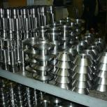 Токарные работы, работы по обработке металла, Новосибирск