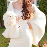 Свадебная накидка (напрокат), Новосибирск