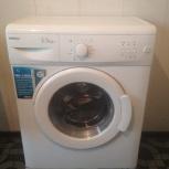Узкая стиральная машина Beko на 3,5 кг, Новосибирск