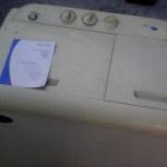 Продам стиральную машину полуавтоматическая 5 кг документы есть, Новосибирск