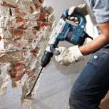 Демонтаж стен перегородок полов, Новосибирск
