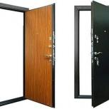 Входные двери. Индивидуальное изготовление, Новосибирск