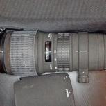 объектив Sigma 100-300/4 EX DG HSM Canon EF, Новосибирск