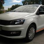 Аренда Авто новые Volkswagen Polo по выгодным ценам!, Новосибирск