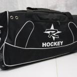 Спортивная сумка rhockey на колесах хоккейный баул. Доставка, Новосибирск
