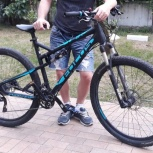 Продам велосипед горный FOKUS SUPER BUD, Новосибирск