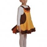 Карнавальный детский костюм Сова, Новосибирск