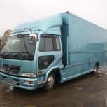 Грузоперевозки 5-тонными японскими фургонами в Новосибирске, Новосибирск