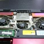 Чистка системы охлаждения ноутбука, Новосибирск