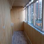 Остекление обшивка балконов и лоджии, Новосибирск