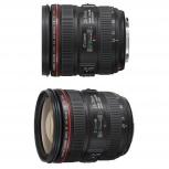 Продам объектив Canon EF 24-105mm f/4L IS USM, Новосибирск