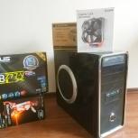 Игровой компьютер /i5-3570K/8Gb/HD6780-1Gb/640Gb/550W, Новосибирск