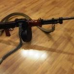 Макет ручного пулемета РПД-44, Новосибирск