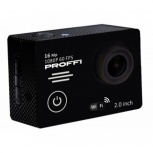 Экшн камера Proffi Pro Ultra HD 4K c wi-fi 16mp, Новосибирск