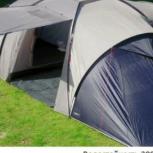 Палатка 3 комнатная  с тамбуром два слойная 3000 пр, Новосибирск