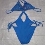 Продам купальник-монокини Faba голубого цвета, Новосибирск