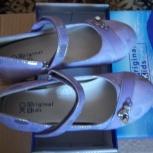 Продам туфли для девочки., Новосибирск