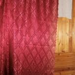 Шторы портьерные.бу, Новосибирск