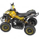 Детский квадроцикл ATV-BOT RENEGADE 50R желтый, Новосибирск