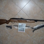 Пневматическая винтовка Хатсан Торпедо 155, Новосибирск