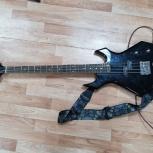 Бас-гитара B.C.Rich Warlock, Новосибирск