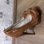 продам туфли женские р35 на высоком каблуке, Новосибирск