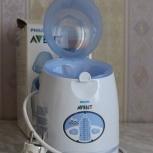 Электронный подогреватель детского питания Philips AVENT IQ, Новосибирск
