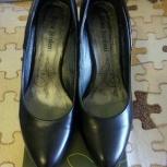 Туфли женские кожаные (классика), Новосибирск