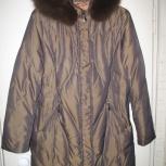 """Куртка """"VLASTA"""" удлиненная для беременных и не только, р. 52, Новосибирск"""