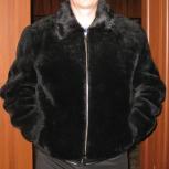 Полушубок мутоновый размер 56, Новосибирск