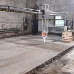 Строительный 3d принтер для печати зданий, ЖБИ, Новосибирск