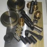 Токарные работы, фрезерные работы,  Изделия из металла на заказ, Новосибирск