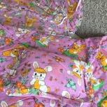 Постельное белье для детской кроватки, Новосибирск