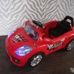 Продам детский электромобиль в отличном состоянии, Новосибирск