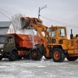 Грузоперевозки, уборка снега, вывоз мусора, контракты, Новосибирск