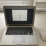 Продам MacBook Air A1466, Новосибирск