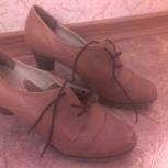 Продам ботинки женские, Новосибирск