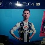 Игровая приставка Sony PlayStation Pro, Новосибирск