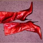 Красные сапоги по колено, Новосибирск