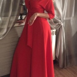 Элегантное платье в пол., Новосибирск
