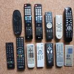 Продам пульты от телевизоров, фирменные, Новосибирск