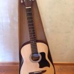 Гитара акустическая новая, Новосибирск