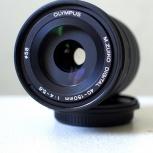 Объектив Olympus 40-150mm 4-5.6 R (40-150 мм) новый, Новосибирск