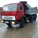 Услуги Камаза 13 тон.Вывоз снега,мусора и.тд., Новосибирск