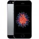 iPhone SE Space Grey 32GB, Новосибирск