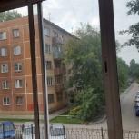 Алюминиевое остекление лоджии, Новосибирск