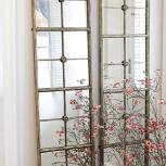 Зеркало окно (фальш окно) 34х166см, Новосибирск